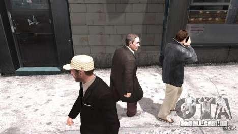Gucci cap para GTA 4 segundo screenshot