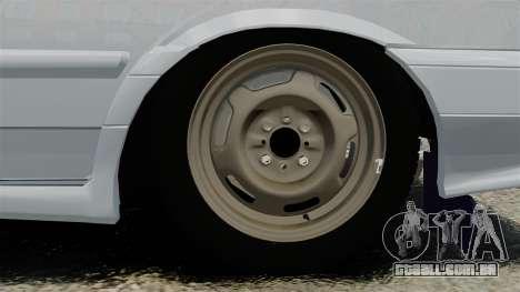 Dreno Vaz-2114 para GTA 4 vista de volta
