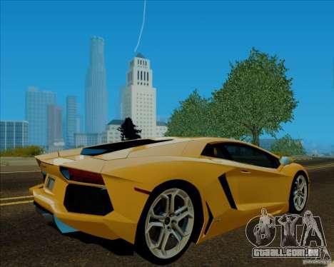 ENB v 1.01 para PC para GTA San Andreas