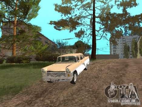 GÁS 13 para vista lateral GTA San Andreas