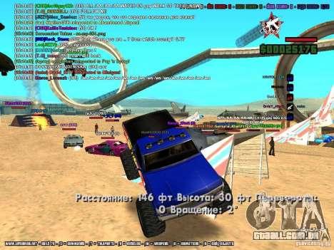 SA:MP 0.3d para GTA San Andreas