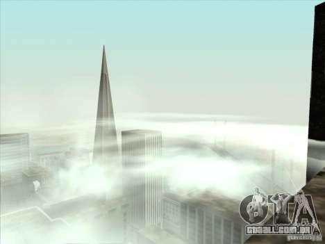 Um realista Timecyc para GTA San Andreas