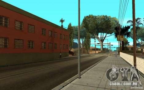 UGP Moscow New Jefferson Motel para GTA San Andreas sexta tela