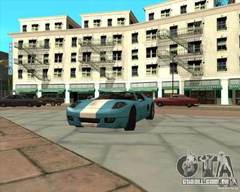 MOD de Jyrki para GTA San Andreas quinto tela