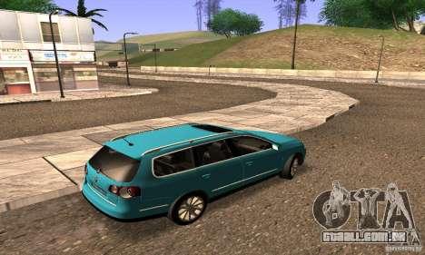 Grove Street v1.0 para GTA San Andreas twelth tela