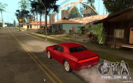 Life para GTA San Andreas oitavo tela