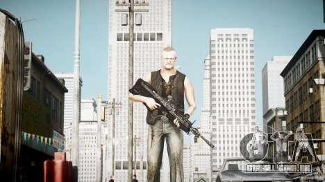 Merle Dixon para GTA 4 terceira tela