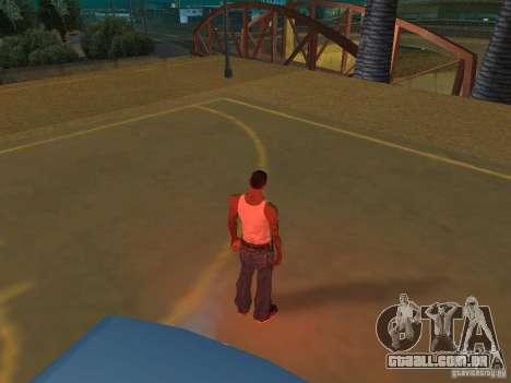 IVLM 2.0 TEST №3 para GTA San Andreas terceira tela
