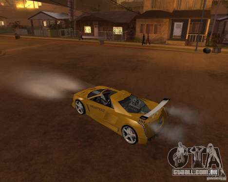 Cadillac Cien The SHARK DREAM Tuning para GTA San Andreas