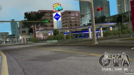 Aral Tankstelle Mod para GTA Vice City segunda tela