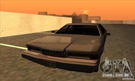 ENBSeries 0.075 para GTA San Andreas segunda tela