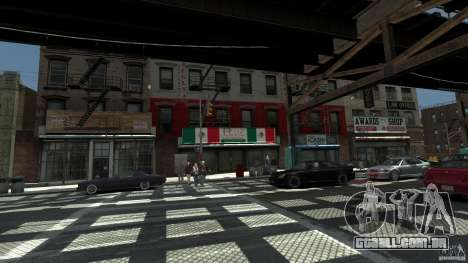 Puglia Pizza in Brook para GTA 4 segundo screenshot