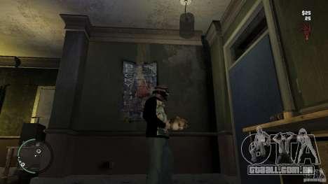 Granate teste mozzate para GTA 4 segundo screenshot