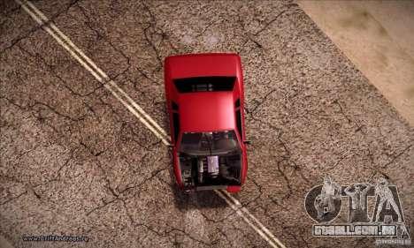 Elegy 180SX para GTA San Andreas vista direita