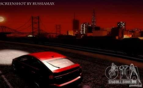 UltraThingRcm v 1.0 para GTA San Andreas segunda tela