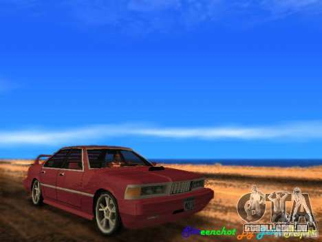 Sentrel Mini Tuning para GTA San Andreas