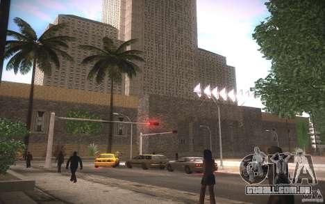 Meria HD para GTA San Andreas terceira tela