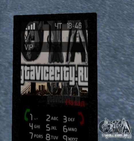 Tema GTAViceCity.RU para GTA 4