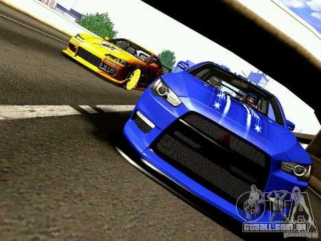 Nissan Silvia S15 Juiced2 HIN para GTA San Andreas vista superior