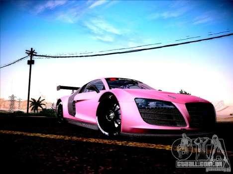 Audi R8 LMS v2.0 para GTA San Andreas