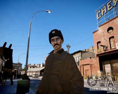 Niko - Stalin para GTA 4 segundo screenshot