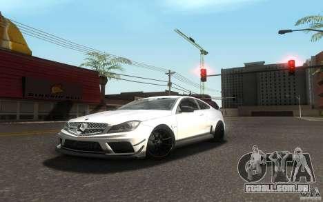 ENB Series by muSHa v1.0 para GTA San Andreas