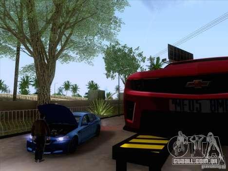 Auto Estokada v1.0 para GTA San Andreas quinto tela