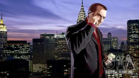 Real New York Loading Screens para GTA 4 terceira tela