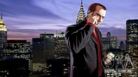 Real New York Loading Screens para GTA 4 terceira tela