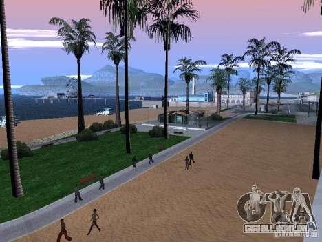 Nova praia textura v 1.0 para GTA San Andreas terceira tela