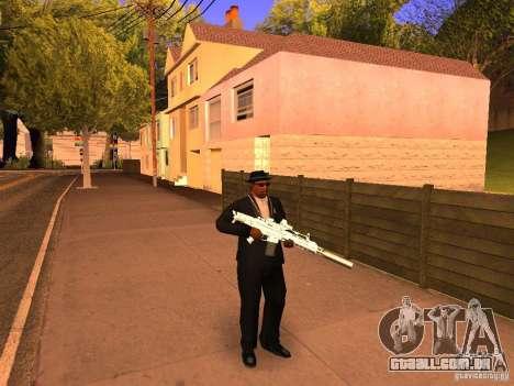 TeK Weapon Pack para GTA San Andreas terceira tela