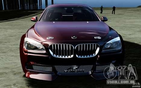 Telas de menu e arranque BMW HAMANN no GTA 4 para GTA San Andreas