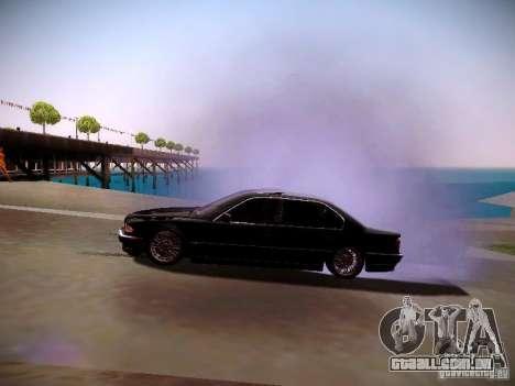 Novos efeitos para GTA San Andreas terceira tela