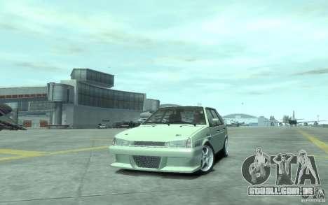 Esporte VAZ-2109i para GTA 4