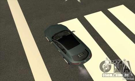 Alfa Romeo Brera de NFSC para GTA San Andreas vista superior
