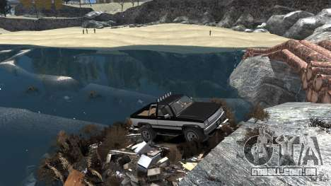 4x4 Trail Fun Land para GTA 4 sétima tela