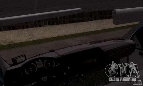 Agricultor de negócios de gás 33023 para GTA San Andreas traseira esquerda vista
