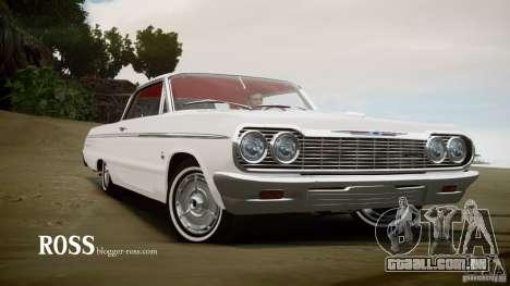 Chevrolet Impala SS 1964 para GTA 4