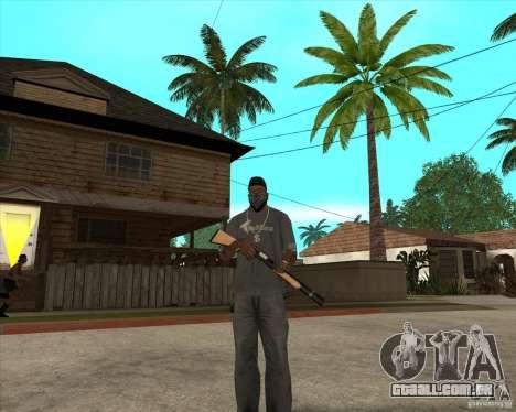 Gta IV weapon anims para GTA San Andreas