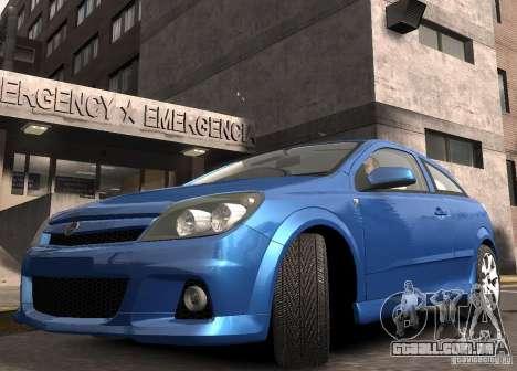 Opel Astra OPC para GTA 4