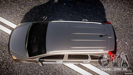 Honda C-RV SeX_BomB 2007 para GTA 4 vista direita