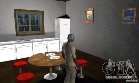 Novos esconderijos interiores para GTA San Andreas nono tela
