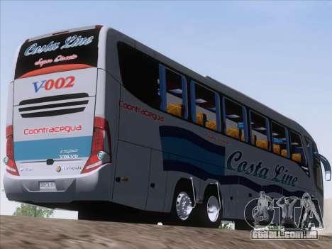 Marcopolo Paradiso 1200 G7 Volvo B12R para GTA San Andreas