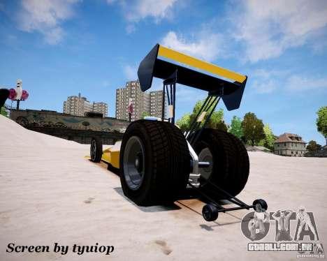 Raketomobil′ para GTA 4 vista direita