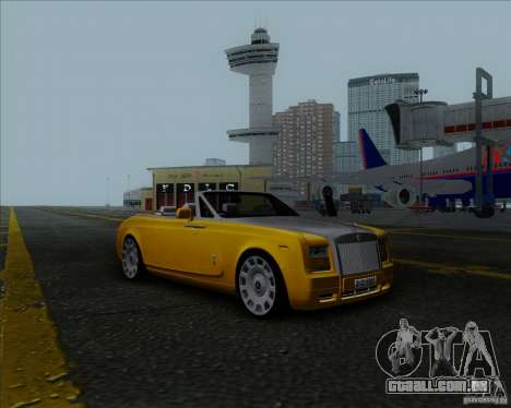Rolls Royce Phantom Series II Drophead Coupe 12 para GTA San Andreas