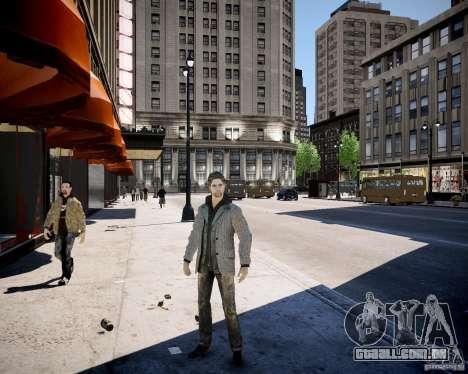 Alan Wake para GTA 4 segundo screenshot
