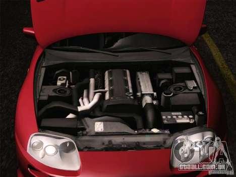 Toyota Supra TRD3000GT v2 para as rodas de GTA San Andreas