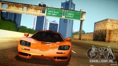 Direct B 2012 v1.1 para GTA San Andreas oitavo tela