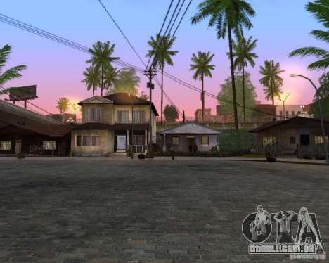 Real World ENBSeries v4.0 para GTA San Andreas terceira tela