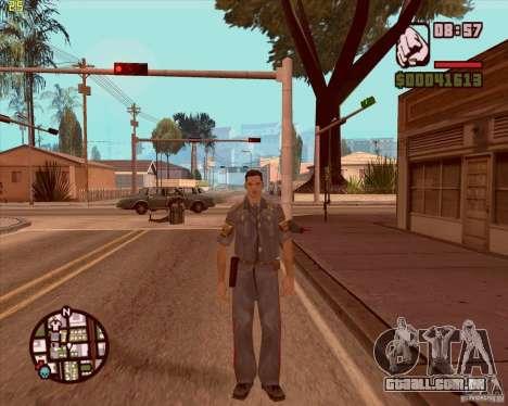 Serviço de segurança russo para GTA San Andreas terceira tela